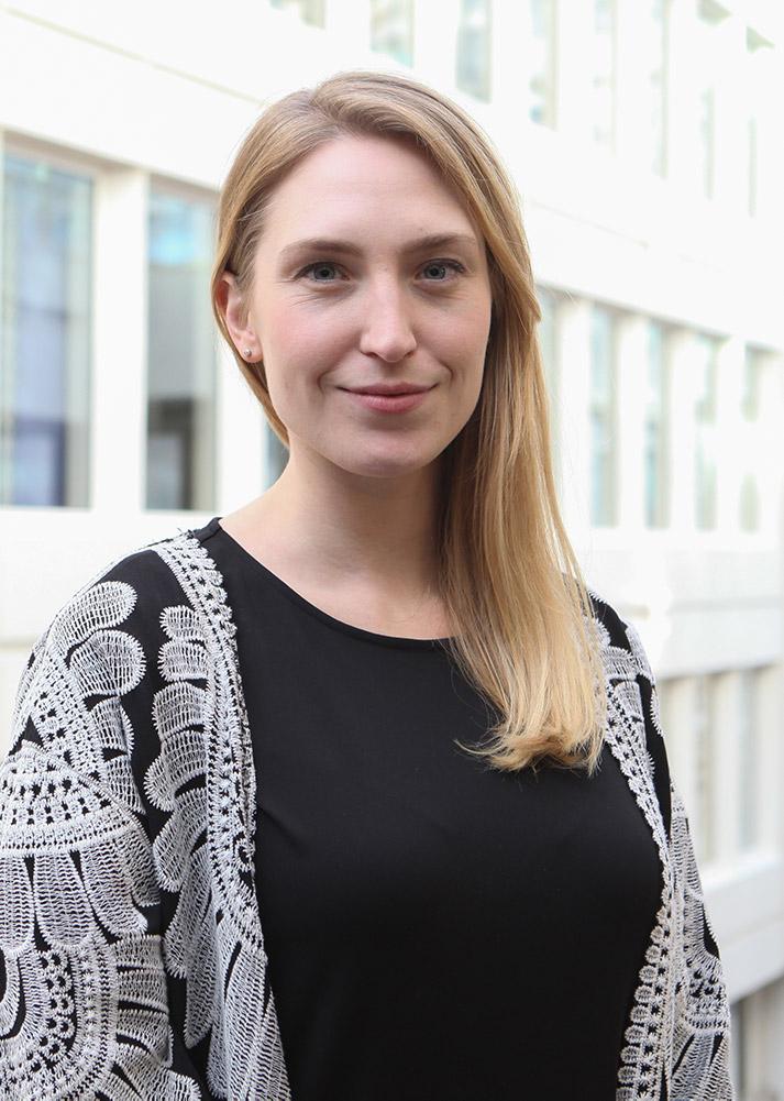 Kristine Fredriksen, CEO of Ocean Oasis