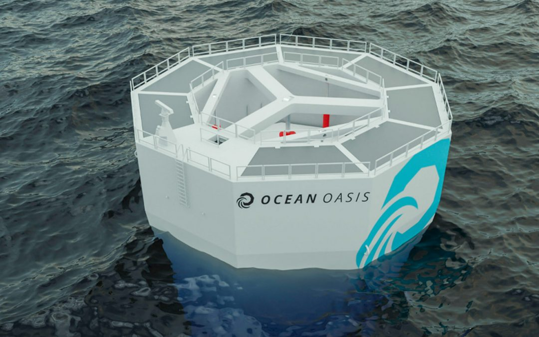 Grieg Edge joins offshore desalination startup Ocean Oasis as partner and investor