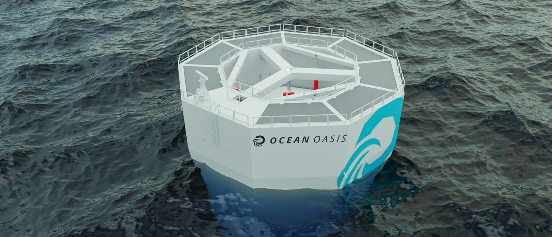 Ocean Oasis example